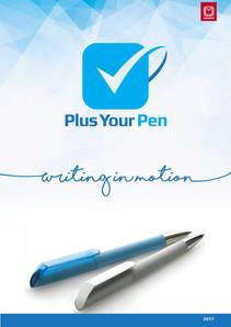 Brochure - Plus Your Pen