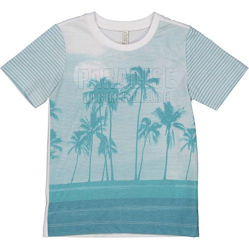 Try beyond κοντομανικη μπλούζα