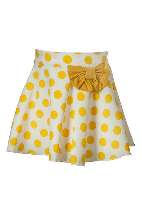 M&B Polka Dot Skirt