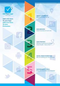 Brochure - Plus Your Logo