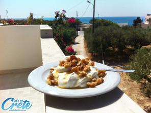 Grekisk yoghurt & Vita väggar - Flytten
