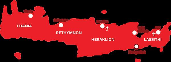 Cretan Map Yiotis