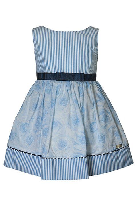 M&B Flower Printed Dress
