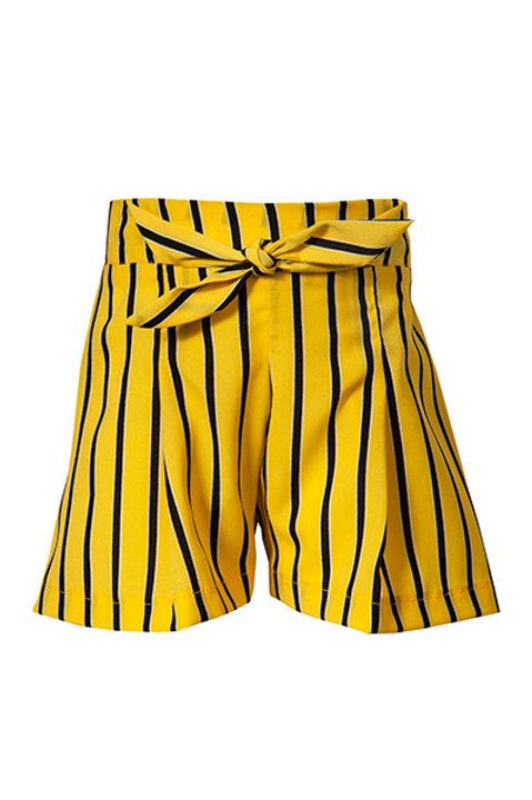 M&B Striped Shorts