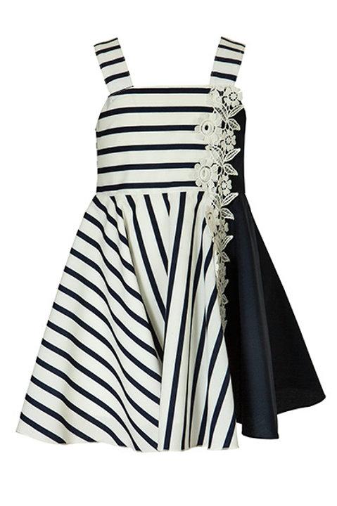 M&B Striped Dress