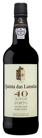 Quinta das Lamelas Porto Tawny 40 anos