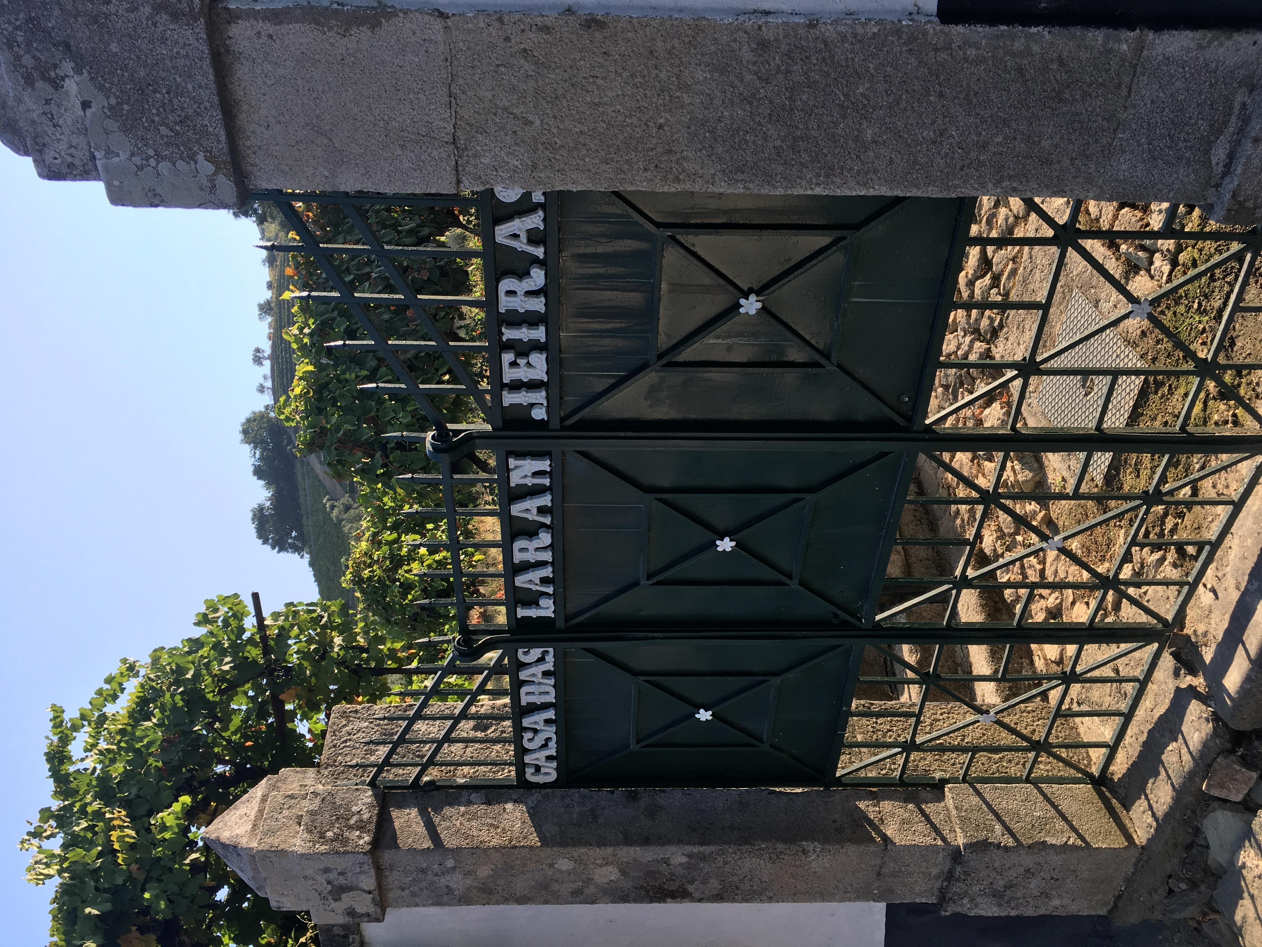 Quinta das Lamelas - Douro - gate