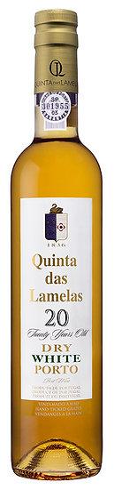 Quinta das Lamelas Porto Branco 20 Anos Dry