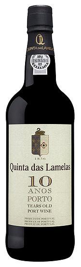 Quinta das Lamelas Porto Tawny 10 anos