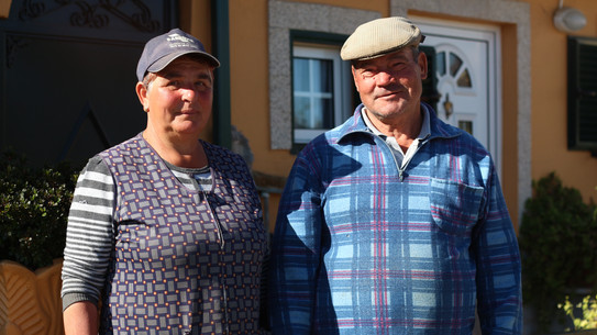 Caseiros - José e Adelina - Douro
