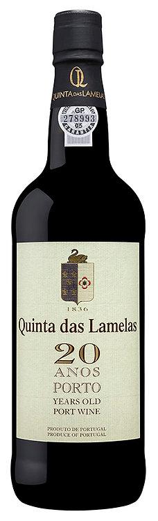 Quinta das Lamelas 20 Years Old Tawny Port