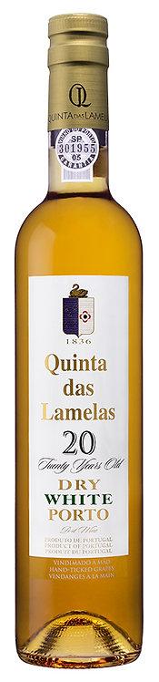 Quinta das Lamelas 20 Years Old Dry White Port
