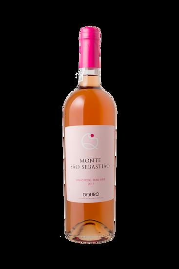 Monte São Sebastião Douro Rosé Colheita 2019