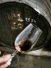 Quinta das Lamelas - Douro - Vindima - Harvest - barrel - barrica - pipa - porto muito velho