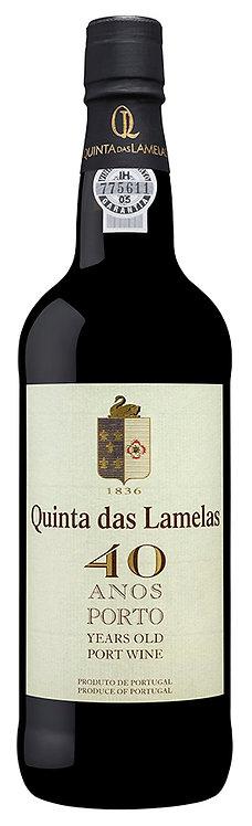 Quinta das Lamelas 40 Years Old Tawny Port