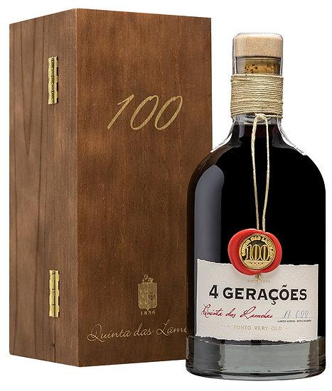 4 Gerações Porto Very Old Tawny 100