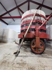 Quinta das Lamelas - Douro - Vindima - Harvest - prensa