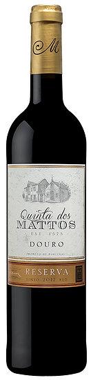 Quinta dos Mattos Douro Tinto Reserva 2017