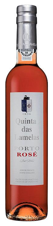 Quinta das Lamelas Rosé Port
