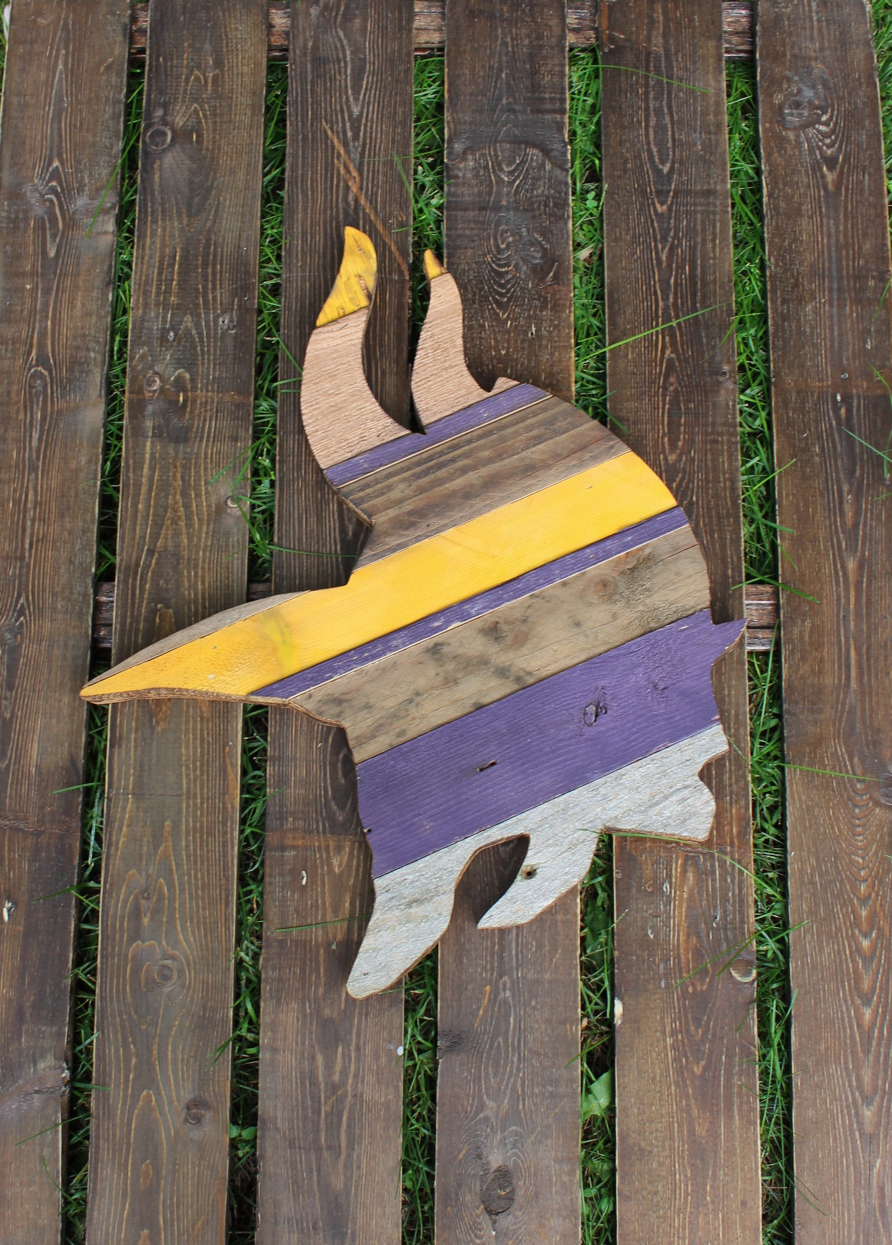 Minnesota Viking Head