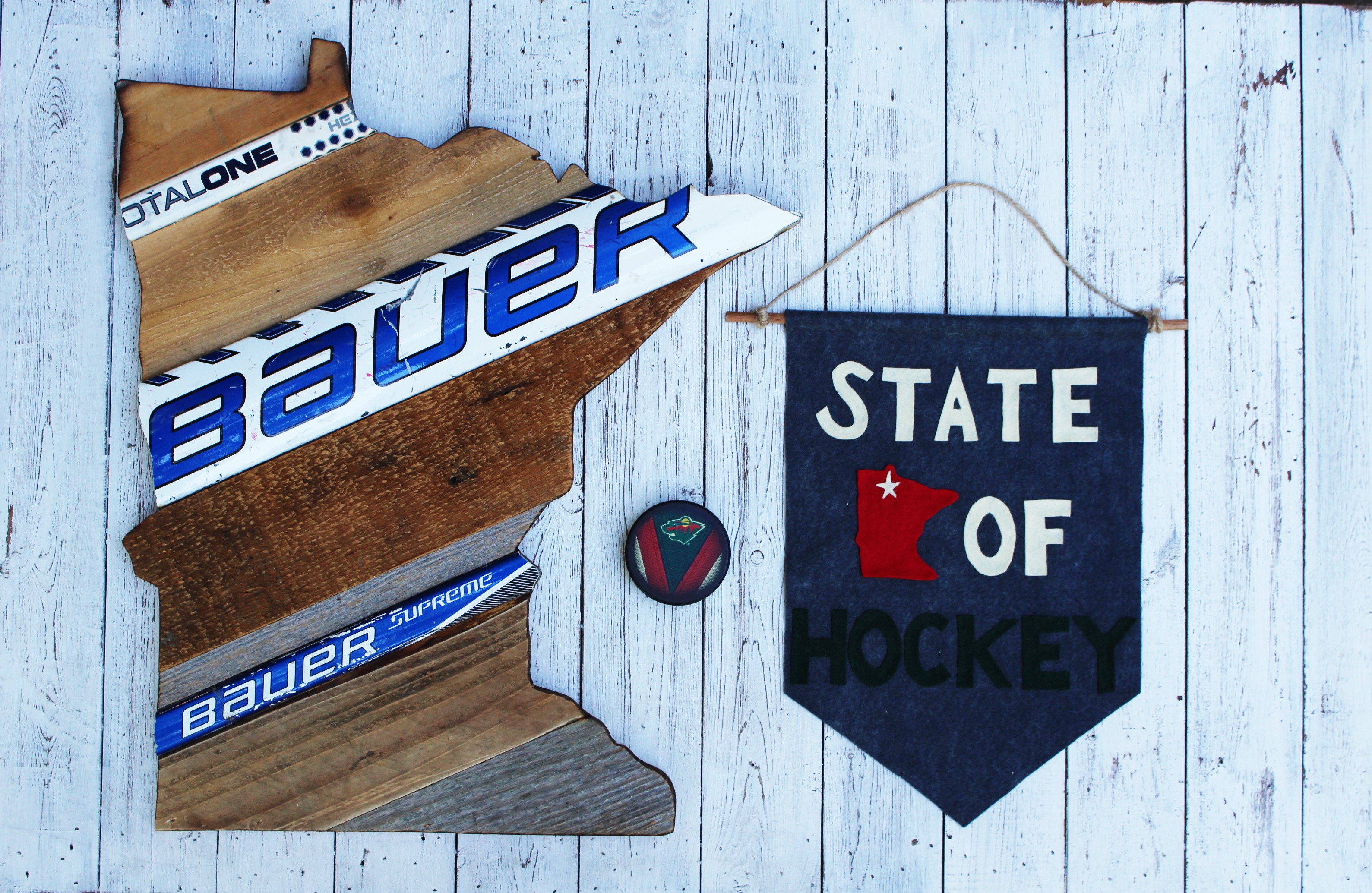 Minnesota State of Hockey GOALIE