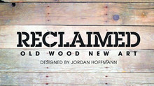 RECLAIMED-Old Wood New Art in RETAIL LOCATIONS!