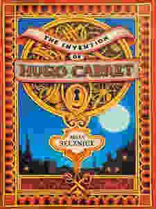 Hugo Cabret cover Selznick