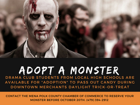 The Chamber has your ghouls & goblins...