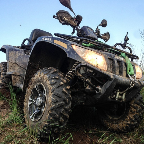 Wolf Pen Gap ATV Rentals