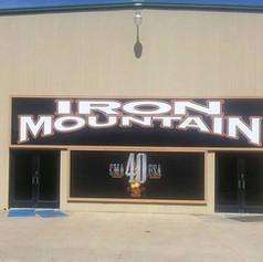 CMA Iron Mountain