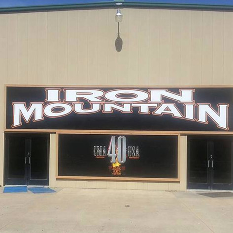 CMA Iron Mountain