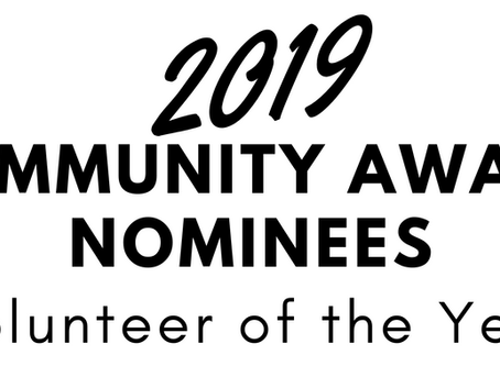 Volunteer of the Year Nominees