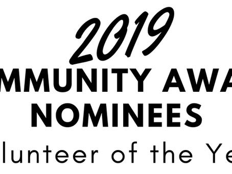 Volunteer of the Year Nominees