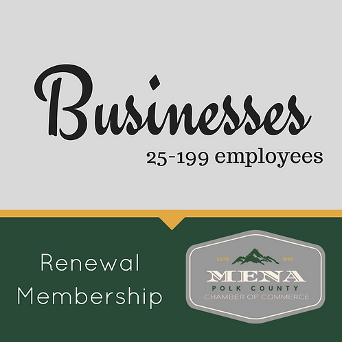 Business Mem. Renewal 25-199
