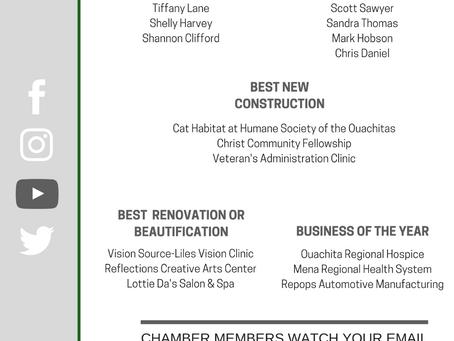 2017 Community Awards Nominees