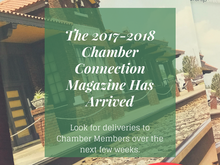 2017-2018 Chamber Connection Magazine