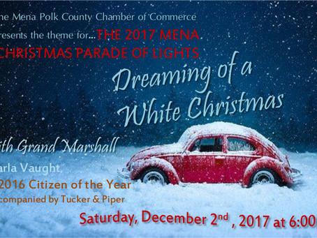 2017 Christmas Parade of Lights Theme Announced