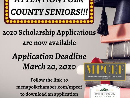 Scholarship Opportunity Available