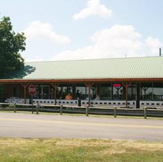Mountain Glory Station, Glory Train