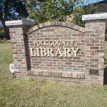 Polk County Library - Ouachita Mountain Regional Library