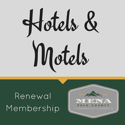 Hospitality Mem. Renewal
