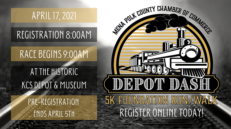 Depot Dash 5K Run/Walk