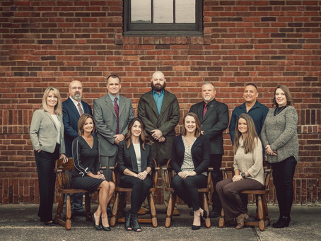 2020 Board of Directors & Officers