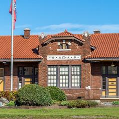 Mena Historic Depot & Museum