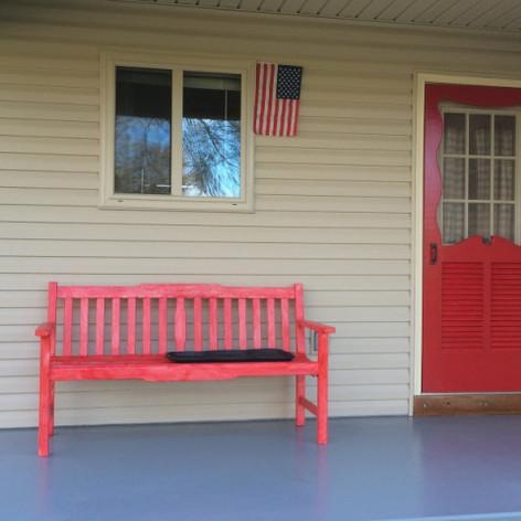 Spring Ridge Solar Powered Cabin