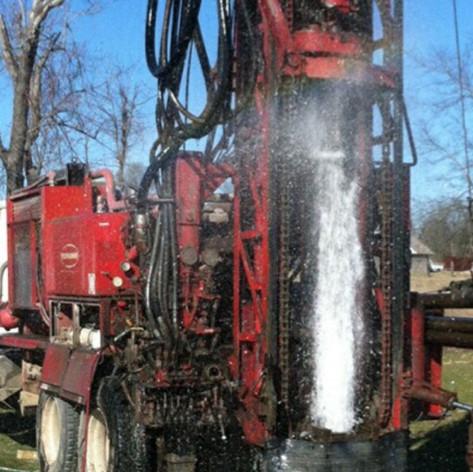Gilbert's Hard Rock Drilling