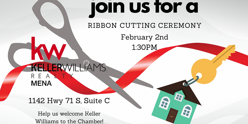Ribbon Cutting for Keller Williams Realty