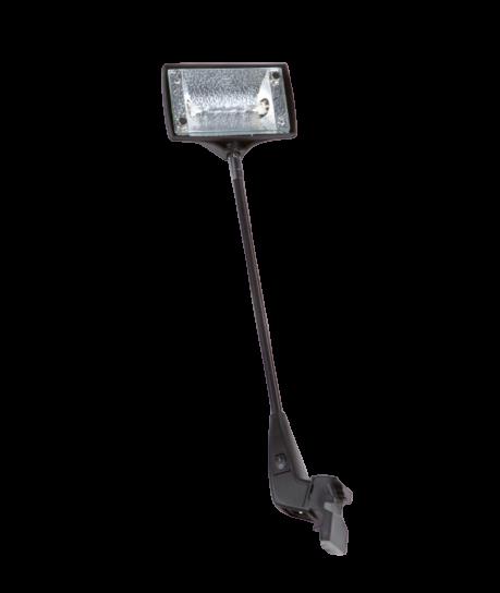 Spot halogène pour stand parapluie