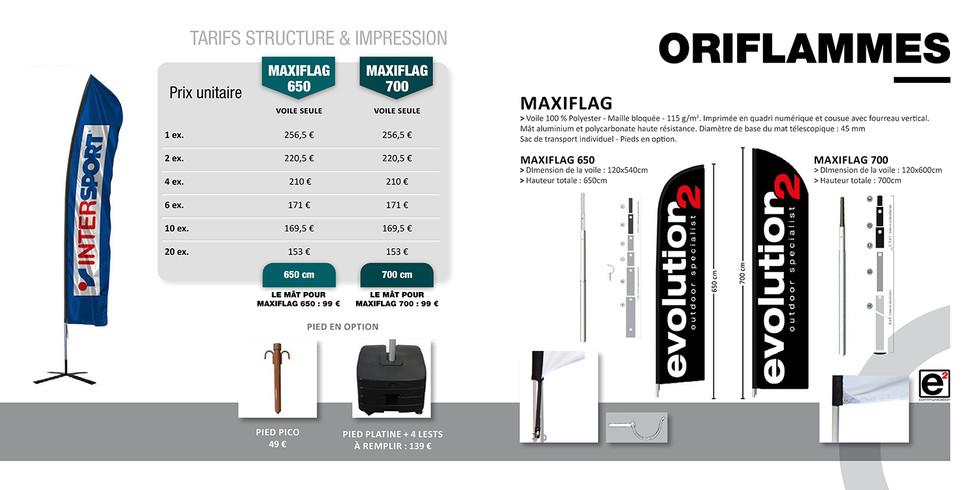 Catalogue E2COM / Oriflammes 2