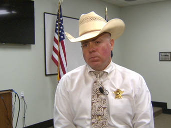 "Texas sheriff's Facebook war on ""political correctness"" upsets residents"